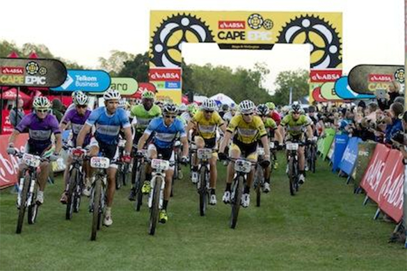 Stage 5 Cape Epic