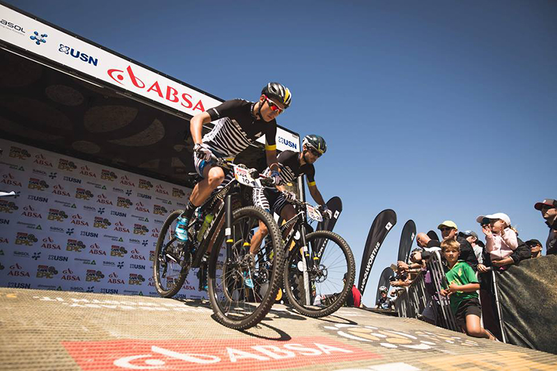 bulls team win prolog cape epic 2016