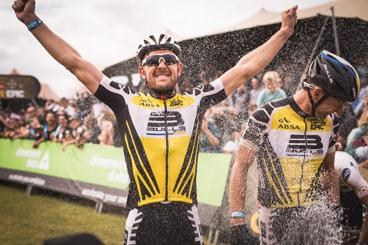 7 stage Cape Epic