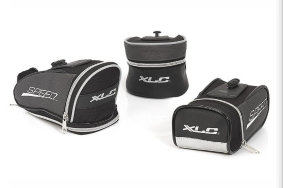 Сумки XLC Saddle bag Traveller BA-S16 (1.2ltr) black 1250