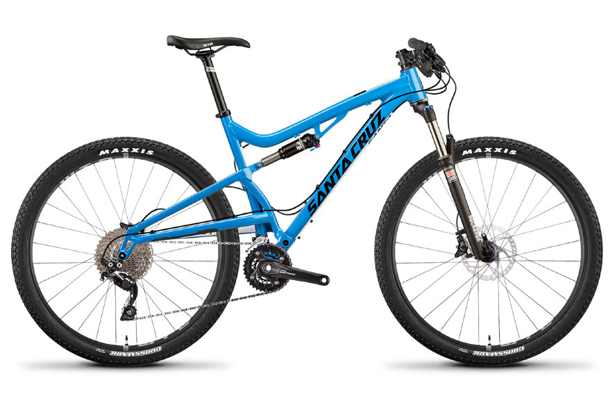 "Велосипед ""Santa Cruz"" Superlight D XC (2016)"