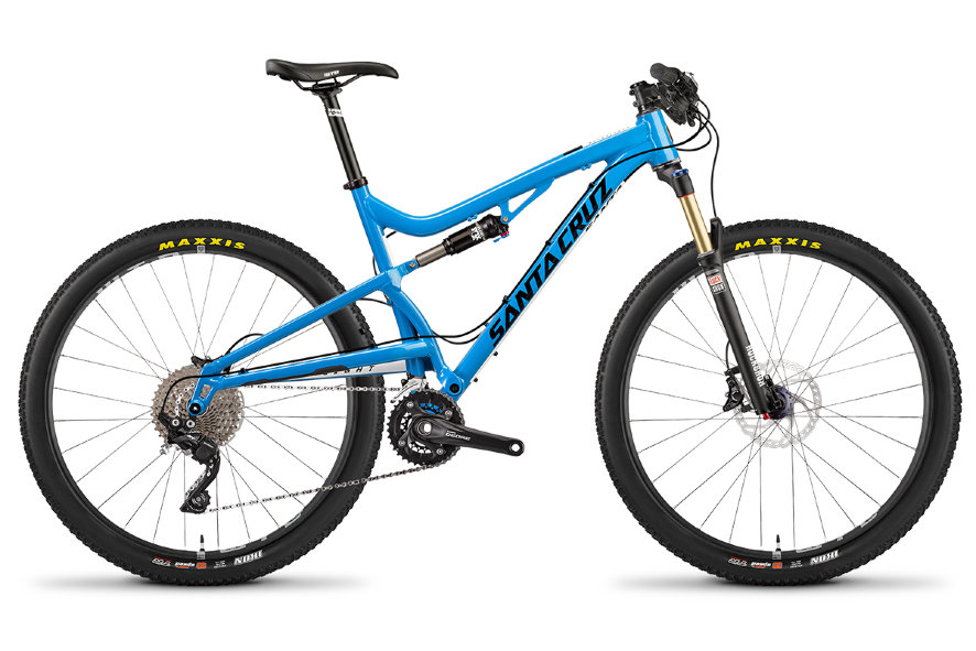 "Велосипед ""Santa Cruz"" Superlight R XC (2016)"