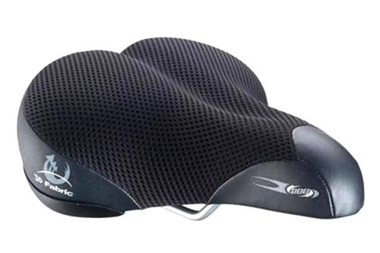 "Седло ""BBB"" BSD-45 saddle sports BreathComfort black"