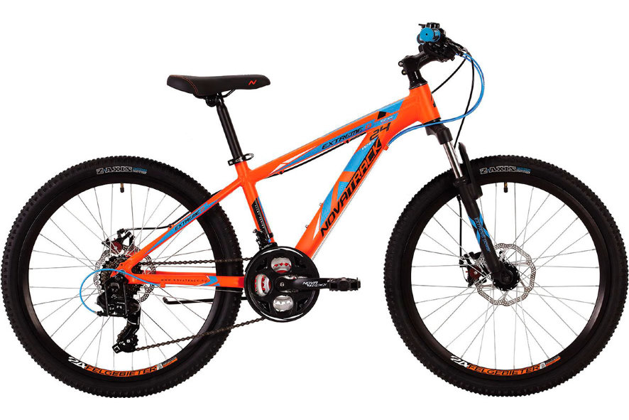 "Велосипед ""Novatrack"" Extreme 24 Disc 21 speed"