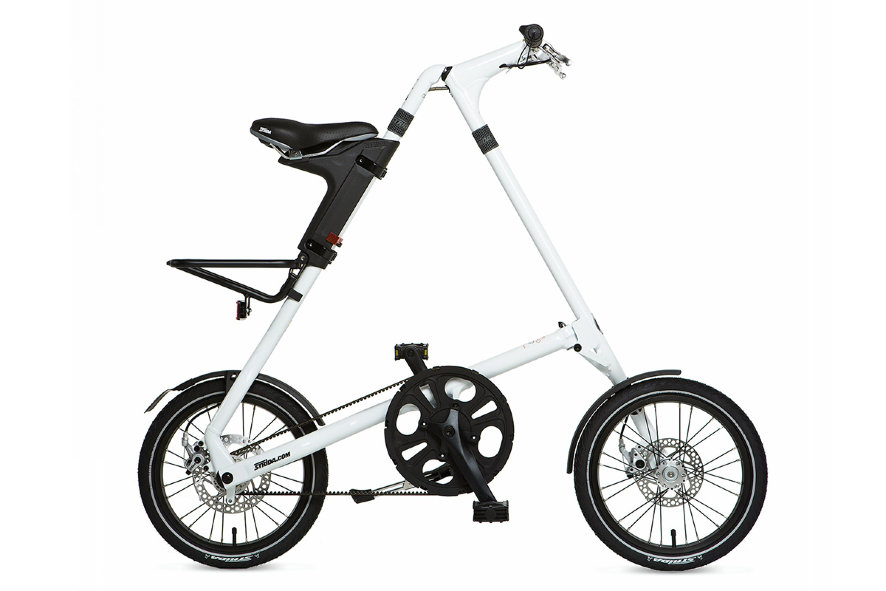 "Велосипед ""Strida"" 5.2 white (белый)"