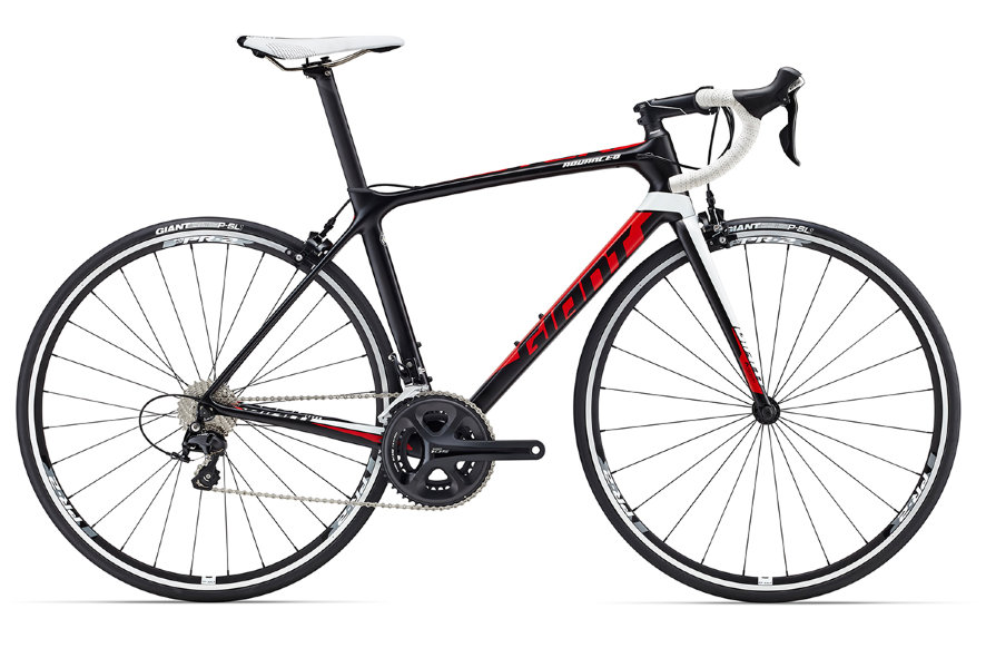 Велосипед Giant  TCR Advanced 2 (2016)