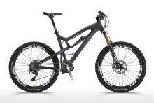 "Велосипед ""Santa Cruz"" Nomad Carbon SPX AM"