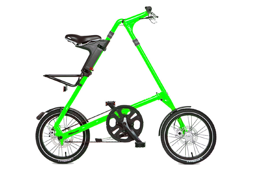 "Велосипед ""Strida"" 5.2 NEON GREEN (2014)"