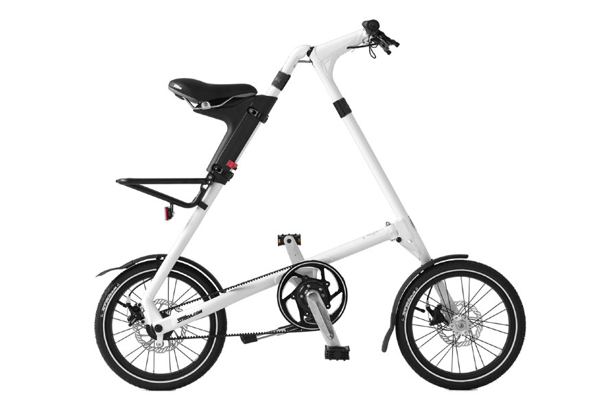 "Велосипед ""Strida"" SD 18"" white (белый)"
