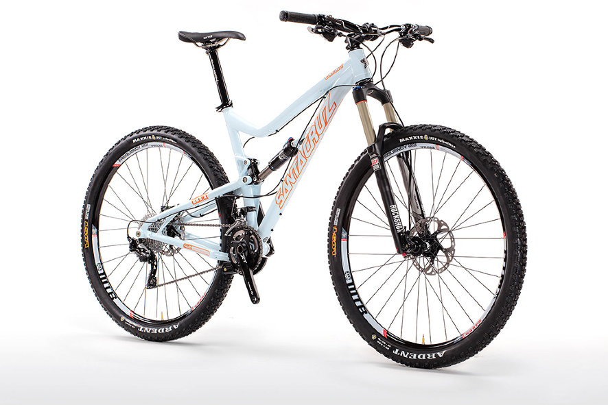 "Велосипед ""Santa Cruz"" Tallboy LT SPX AM (2015)"