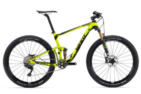 Велосипед Giant  Anthem Advanced 27.5 1  (2016)