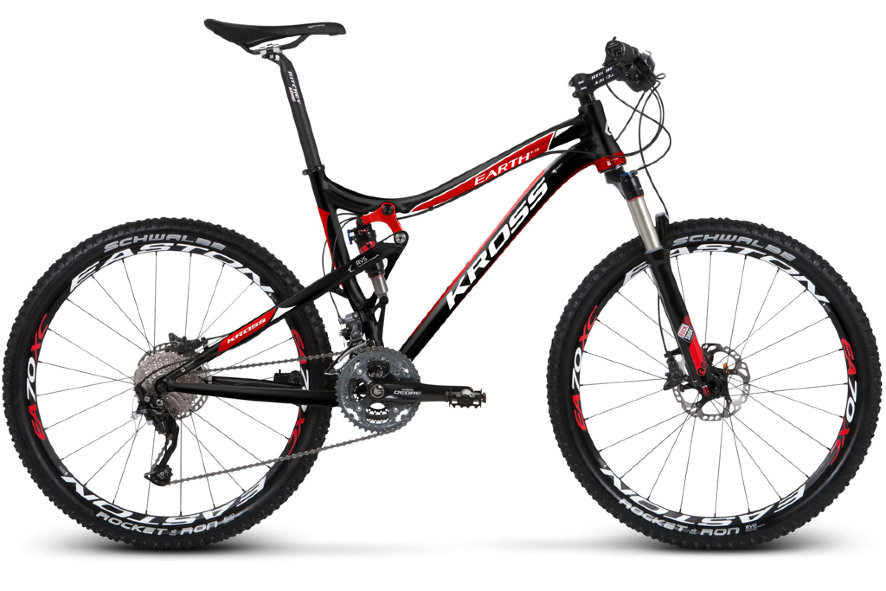 "Велосипед ""Kross-12"" MTB XC Earth 1.0"