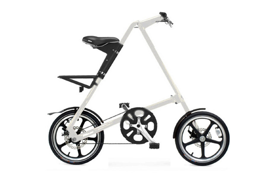 "Велосипед ""Strida-12"" LT цв. белый"