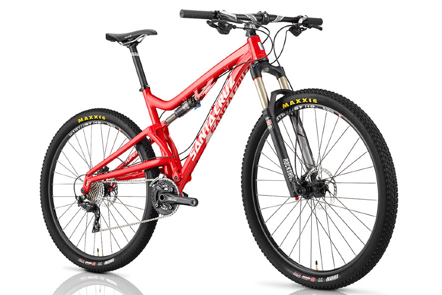 "Велосипед ""Santa Cruz"" Superlight R XC (2015)"