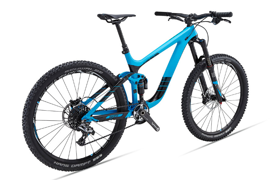 Велосипед Giant  Reign Advanced 27.5 0  (2016)