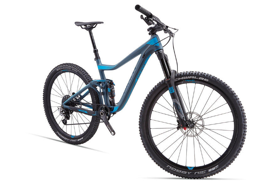 Велосипед Giant  Trance Advanced 27.5 0 (2016)
