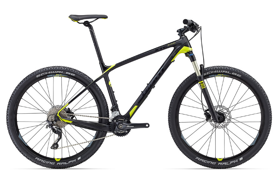 Велосипед Giant  XtC Advanced 27.5 3 (2016)