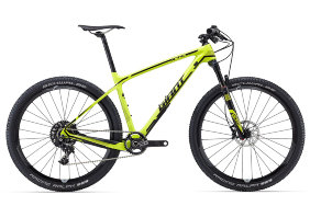 Велосипед Giant  XtC Advanced SL 27.5 1 (2016)