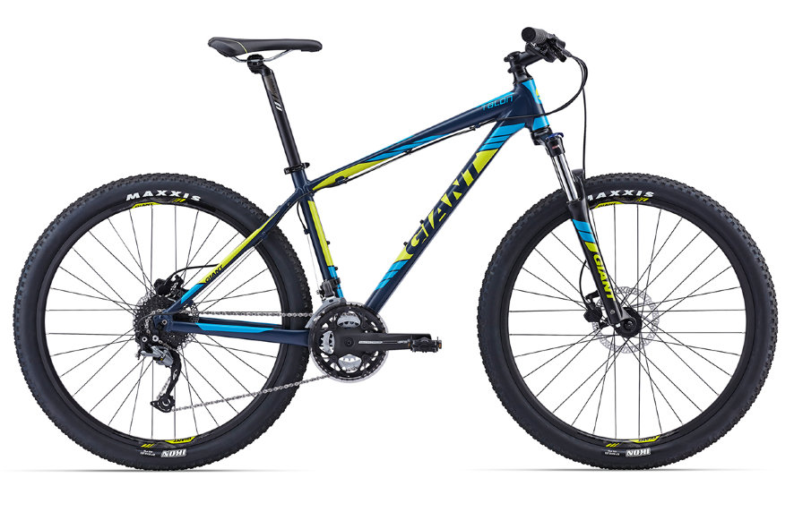 Велосипед Giant  Talon 27.5 3 (2016)
