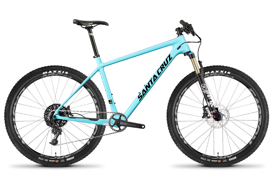 "Велосипед ""Santa Cruz"" Highball 27.5 C S XC (2016)"
