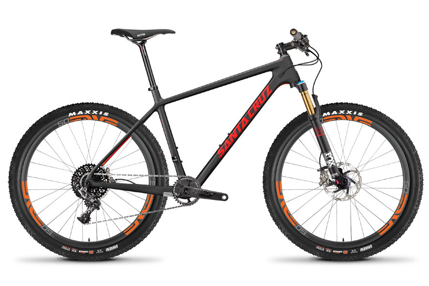 "Велосипед ""Santa Cruz"" Highball 27.5 CC XX1 XC (2016)"