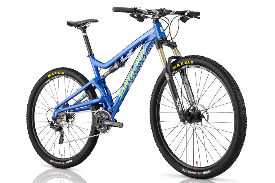 "Велосипед ""Santa Cruz"" Superlight 29 R XC (2015)"